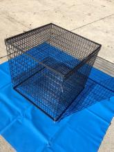 24x24 Wire Top
